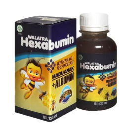 hexabumin risman herbal