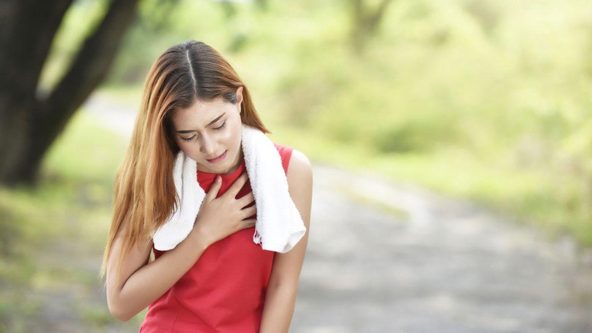obat asma alami